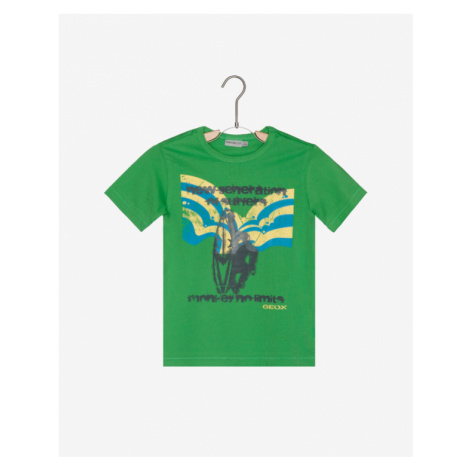Geox Kids T-shirt Green