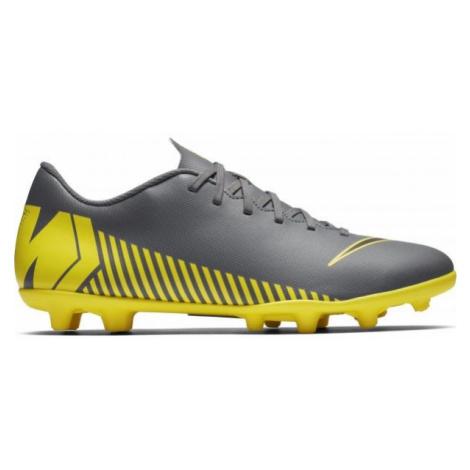 Nike MERCURIAL VAPOR XII CLUB MG yellow - Men's football cleats