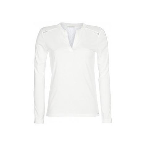 Ikks PARANOI women's Blouse in White