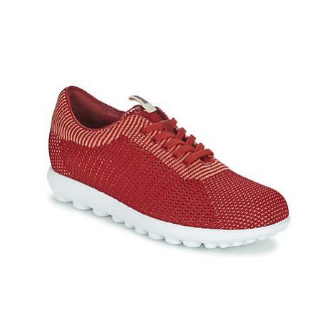 Camper PELOTAS women's Shoes (Trainers) in Red