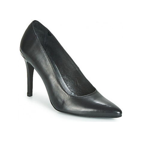 Myma LUCIE women's Court Shoes in Black