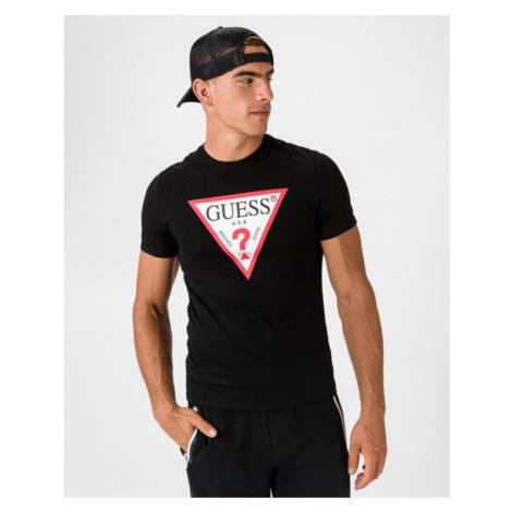 Guess Original Logo T-shirt Black