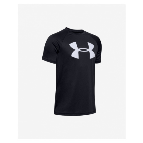 Under Armour Tech™ Kids T-shirt Black