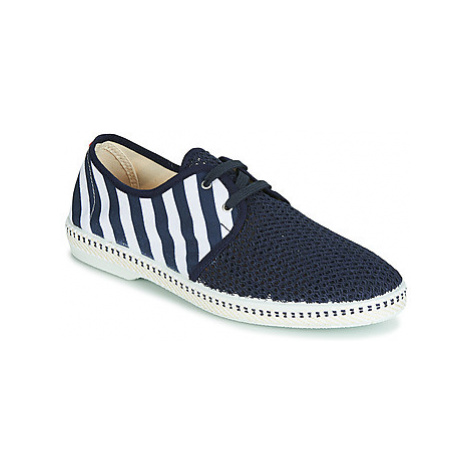 1789 Cala RIVA GEO men's Espadrilles / Casual Shoes in Blue