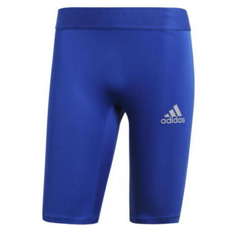 adidas ALPHASKIN SPORT SHORT TIGHTS M blue - Men's underwear