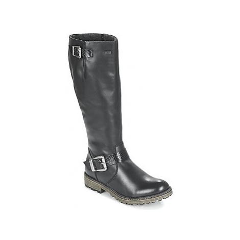 Rieker DAGDA women's High Boots in Black