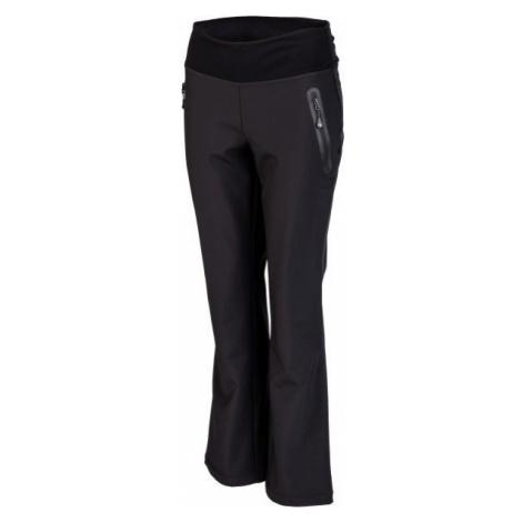 Willard MADIE black - Women's softshell trousers