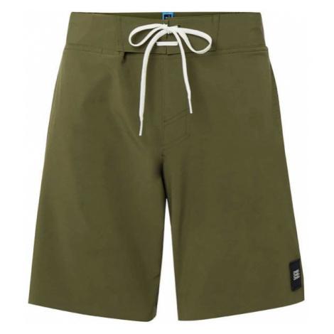 O'Neill HM SEMI FIXED HYBRID SHORTS dark green - Men's water shorts