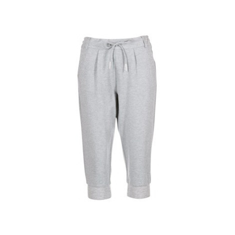 Only POPTRASH KNICKERS women's Cropped trousers in Grey