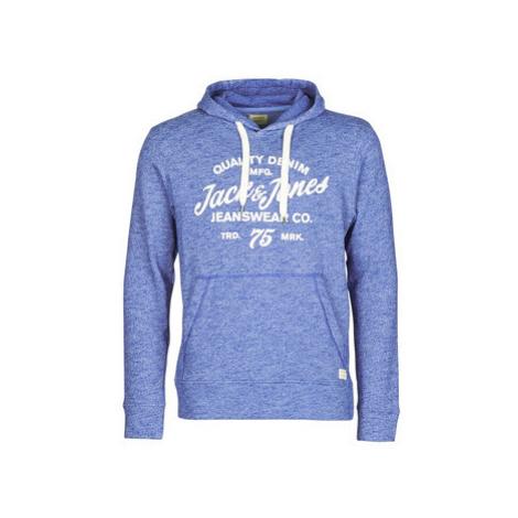 Jack Jones JJEPANTHER men's Sweatshirt in Blue Jack & Jones