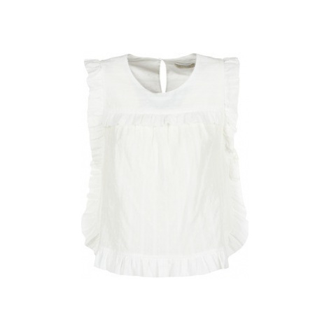 See U Soon 8111036 women's Blouse in White