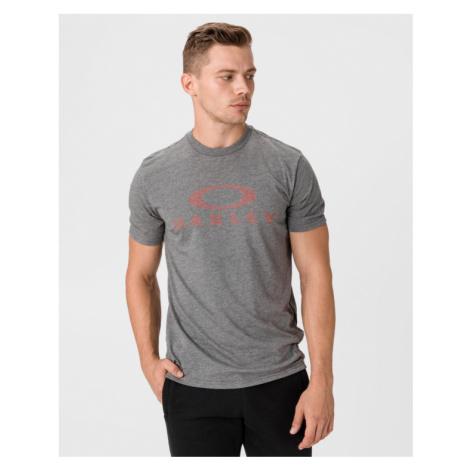 Oakley Bark T-shirt Grey