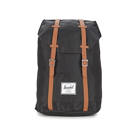 Herschel RETREAT men's Backpack in Black