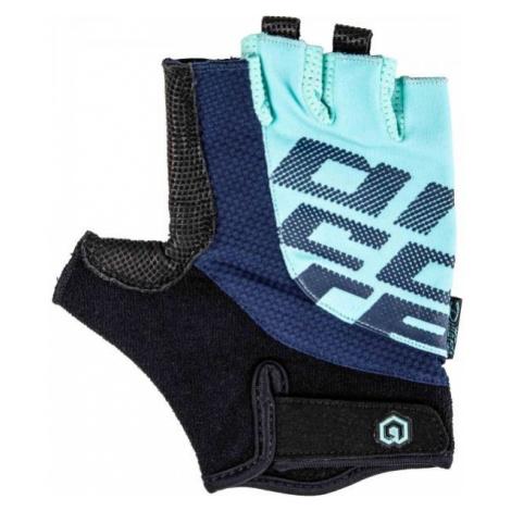 Arcore MUSKOX blue - Short finger cycling gloves