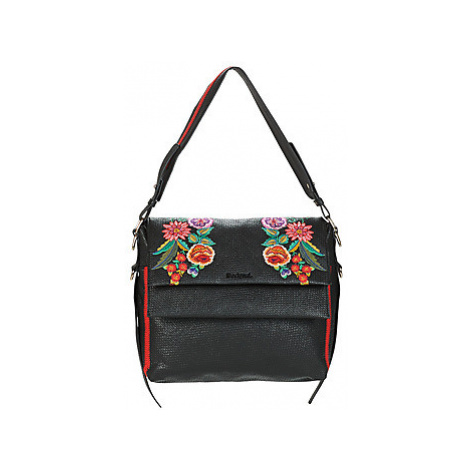 Desigual MEX KIEV MINI women's Shoulder Bag in Black