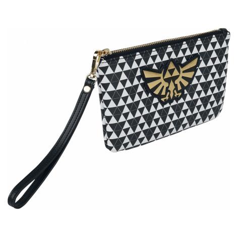 The Legend Of Zelda - Triforce - Handbag - black-white