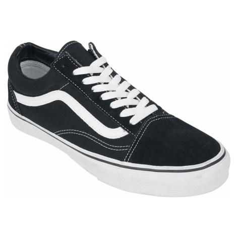 Vans - Old Skool - Sneakers - black-white