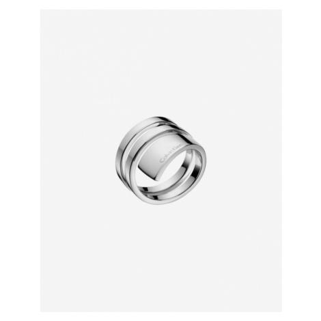Calvin Klein Beyond Ring Silver