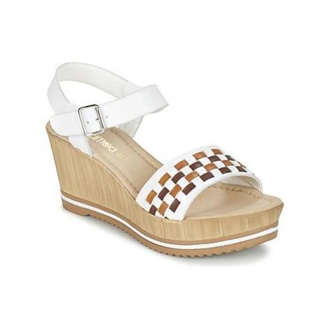 Samoa ROTTA women's Sandals in White