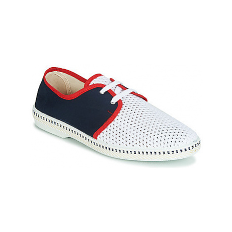 1789 Cala RIVA MIXCOTON men's Espadrilles / Casual Shoes in White