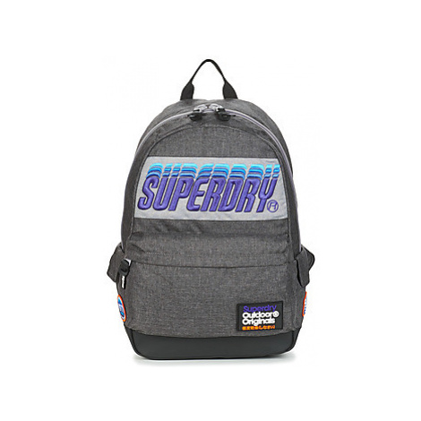 Superdry SUNSET MONTANA men's Backpack in Grey