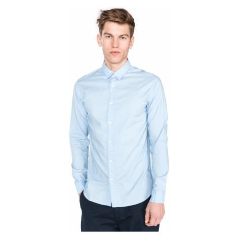SELECTED Moonie Shirt Blue