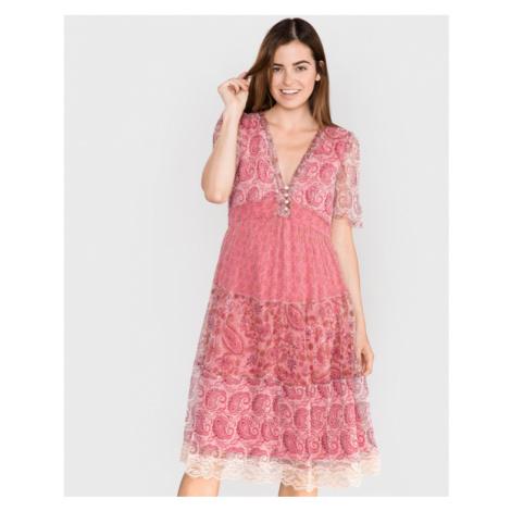 TWINSET Dress Pink