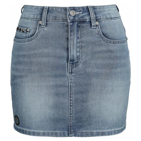 RED by EMP - Easygoing Miniskirt - Skirt - blue