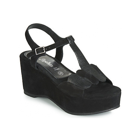 Lola Espeleta NAWELLE women's Sandals in Black
