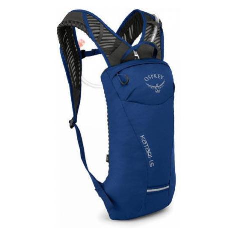Osprey KATARI 1,5 blue - Backpack with a reservoir