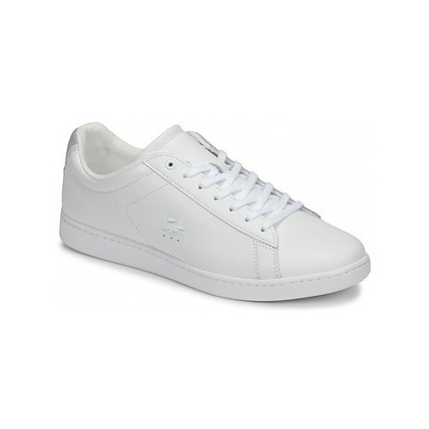 Lacoste CARNABY EVO 319 9 men's Shoes (Trainers) in White