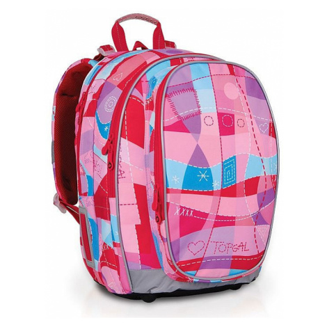 backpack Topgal CHI 703 - H/Pink