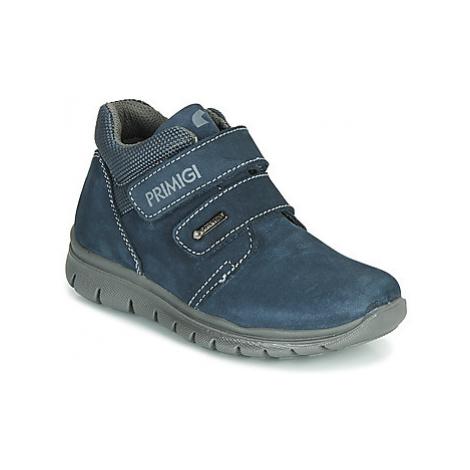 Primigi HILOS GORE-TEX boys's Children's Mid Boots in Blue