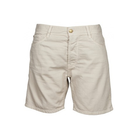 Acquaverde BOY SHORT women's Shorts in Beige