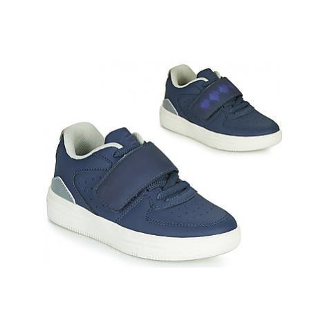 Primigi INFINITY LIGHTS girls's Children's Shoes (Trainers) in Blue
