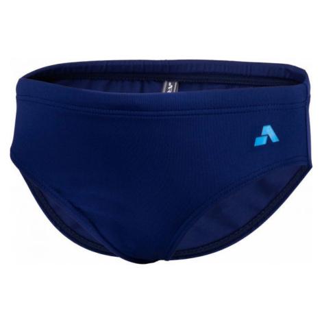 Aress HOR dark blue - Men's swimming briefs