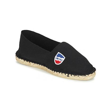 1789 Cala UNIE NOIR women's Espadrilles / Casual Shoes in Black
