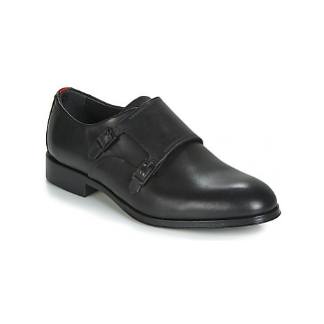 HUGO SKYLINE_MONK_IT men's Casual Shoes in Black Hugo Boss