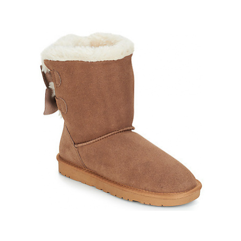 Kaleo NONI women's Mid Boots in Brown