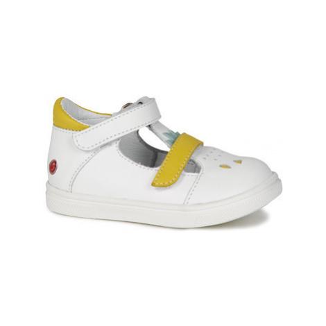GBB ARAMA girls's Children's Shoes (Pumps / Ballerinas) in White