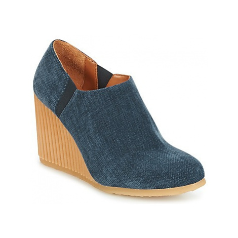 Castaner VIENA women's Low Boots in Blue Castañer