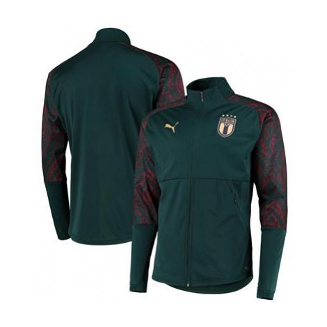 Italy Stadium Third Jacket - Green Puma