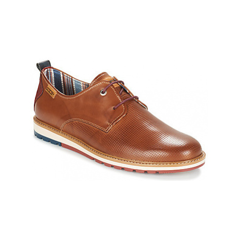 Pikolinos BERNA M8J men's Casual Shoes in Brown