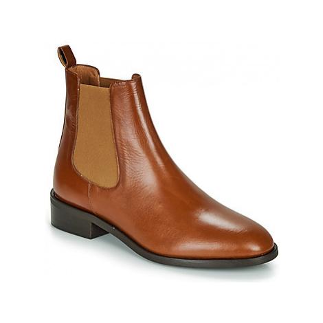 Jonak DWAIN women's Mid Boots in Brown