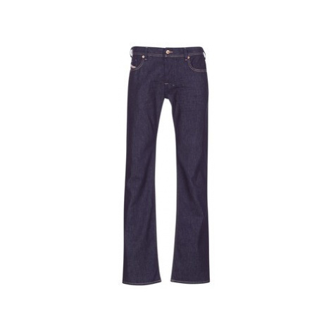 Diesel ZATINY men's Bootcut Jeans in Blue