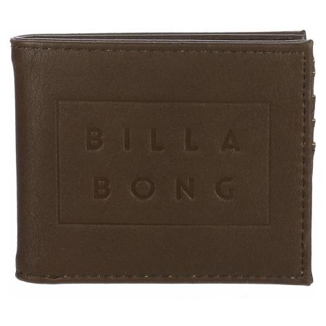 wallet Billabong Die Cut - Chocolate