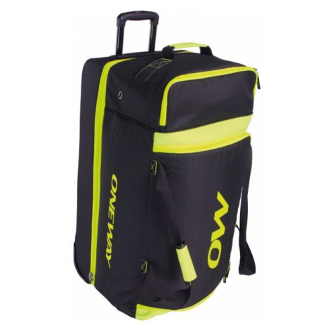 One Way PREMIO CONTAINER 115L black - Wheeled sports bag