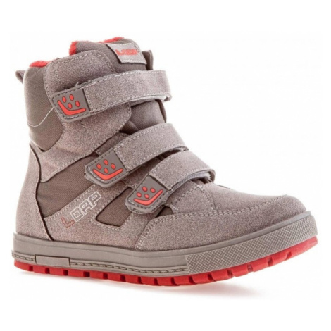 Loap VOICE gray - Kids' winter shoes