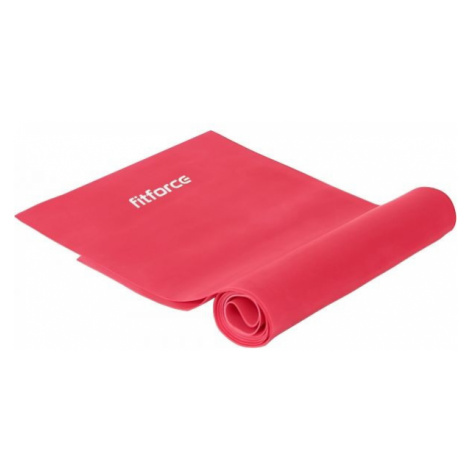 Fitforce EXEBAND 250x0,035 pink - Exercise band