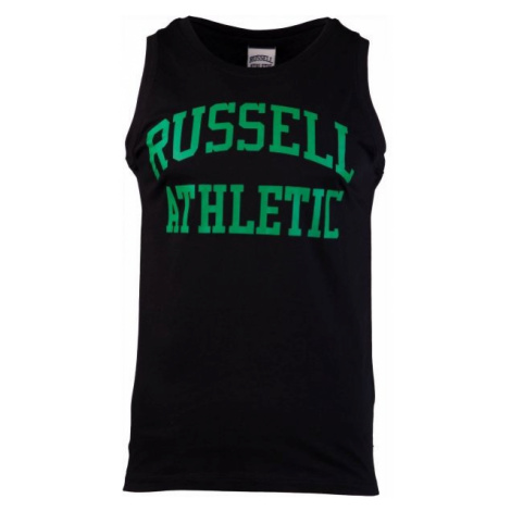Russell Athletic ARCH LOGO TANK TOP black - Men's tank top